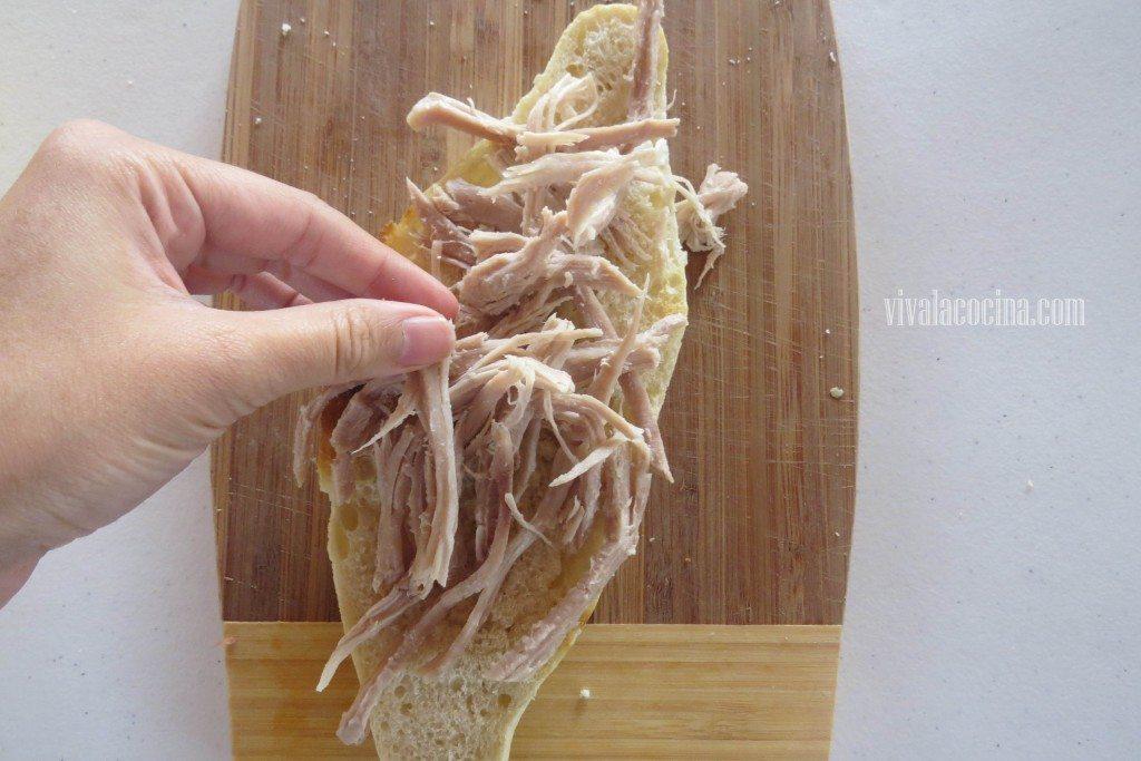 Colocar la Carne