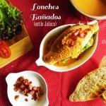 Lonches Bañados estilo Jalisco