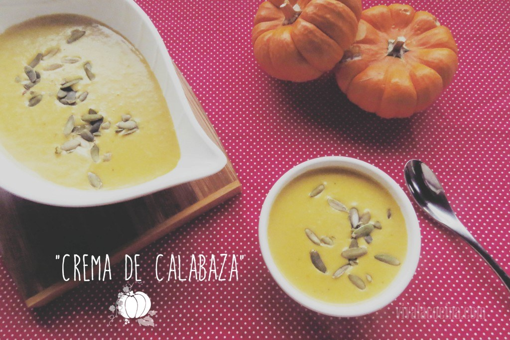Crema de Calabaza