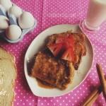Receta de Pan francés o Tostadas francesas – Paso a paso