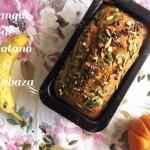 Panqué de Plátano y Calabaza – Sencillo y Rápido