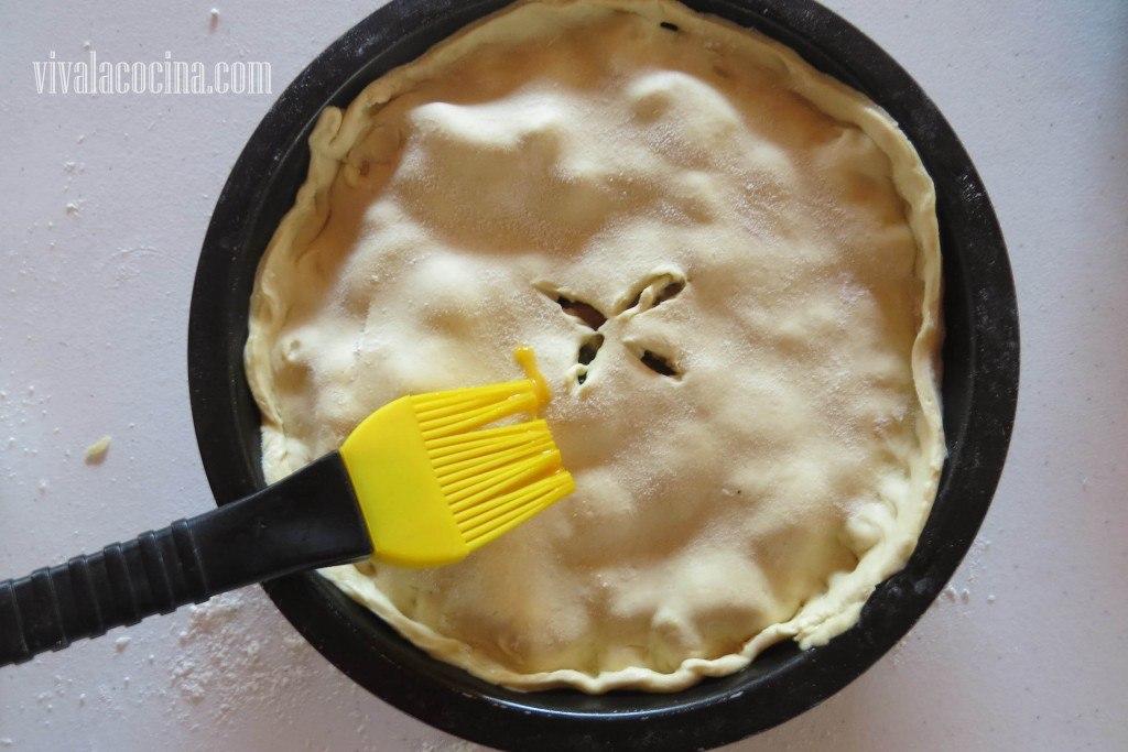 Barnizar el Pie