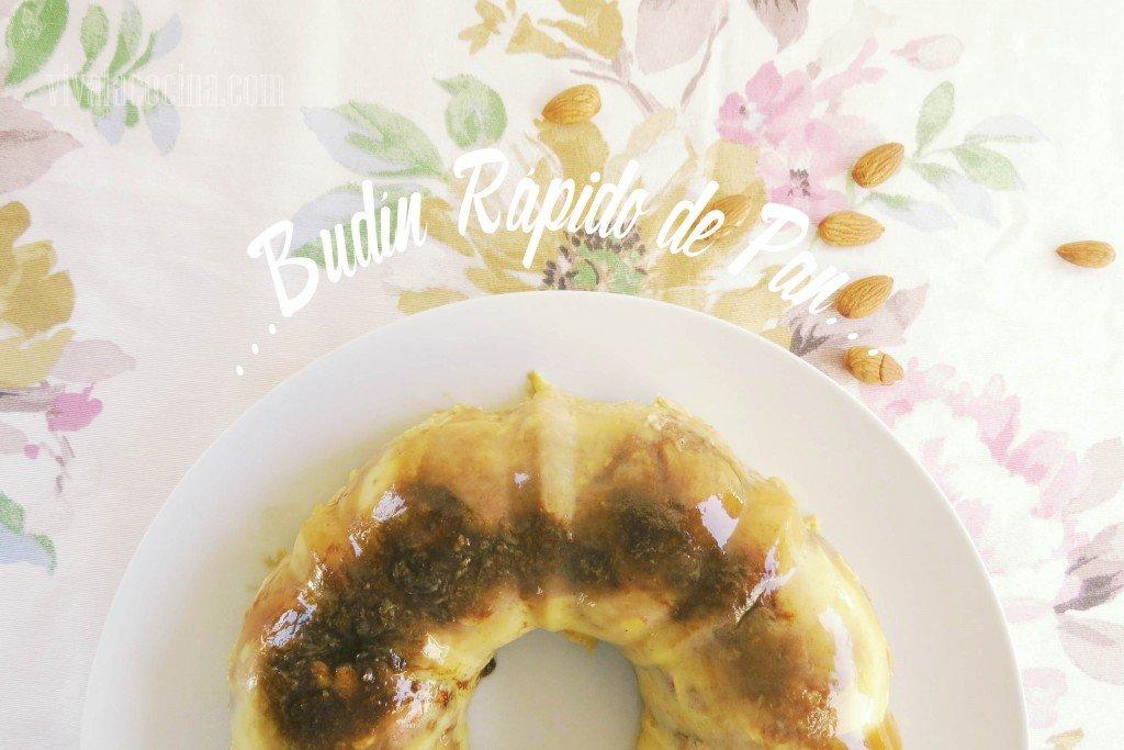 Budin Rapido de Pan