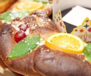 La Rosca de Reyes Tradición muy Dulce