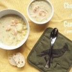 Chowder de Camarón (Gambas)