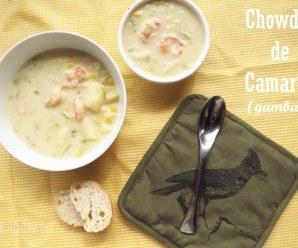 Chowder de Camaron