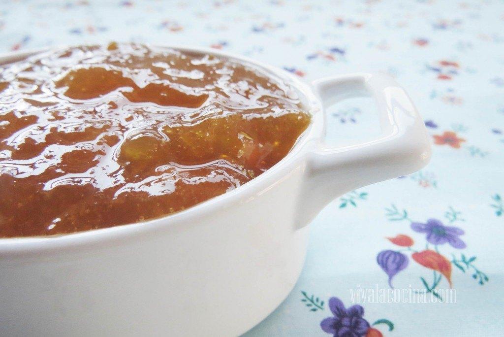 Mermelada de Melón recien preparada