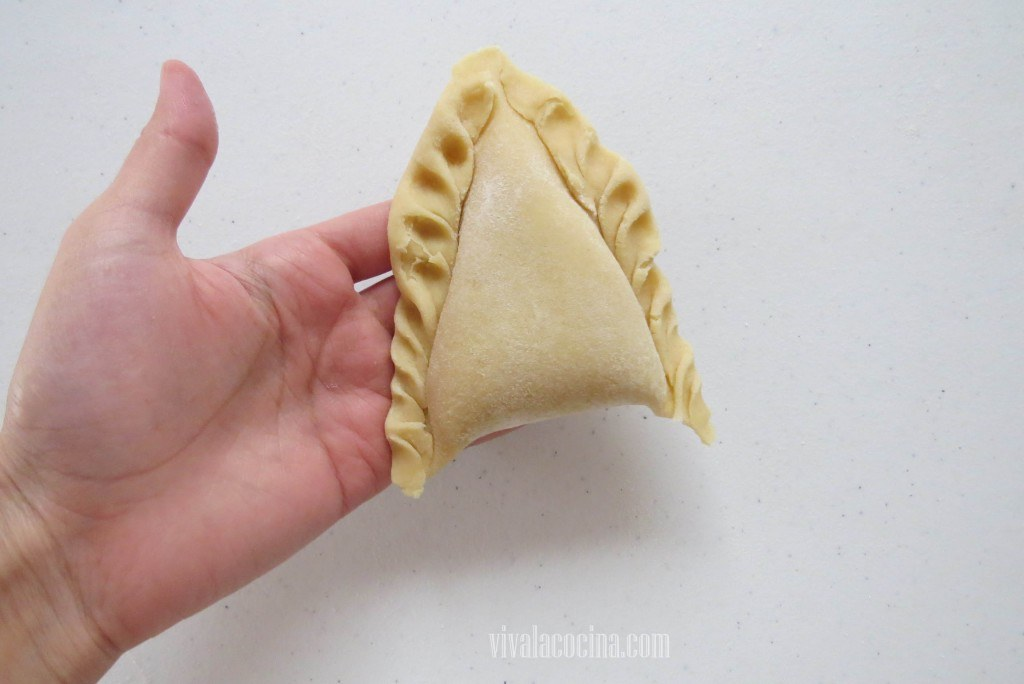 Doblez Empanada