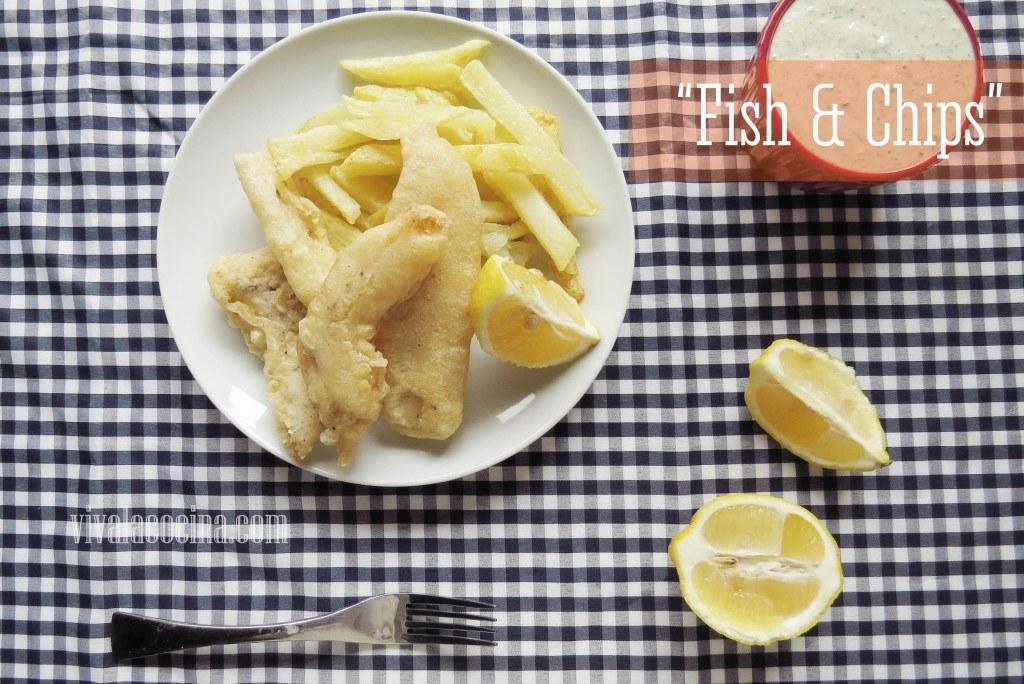 Fish & Chips (Pescado y Patatas)