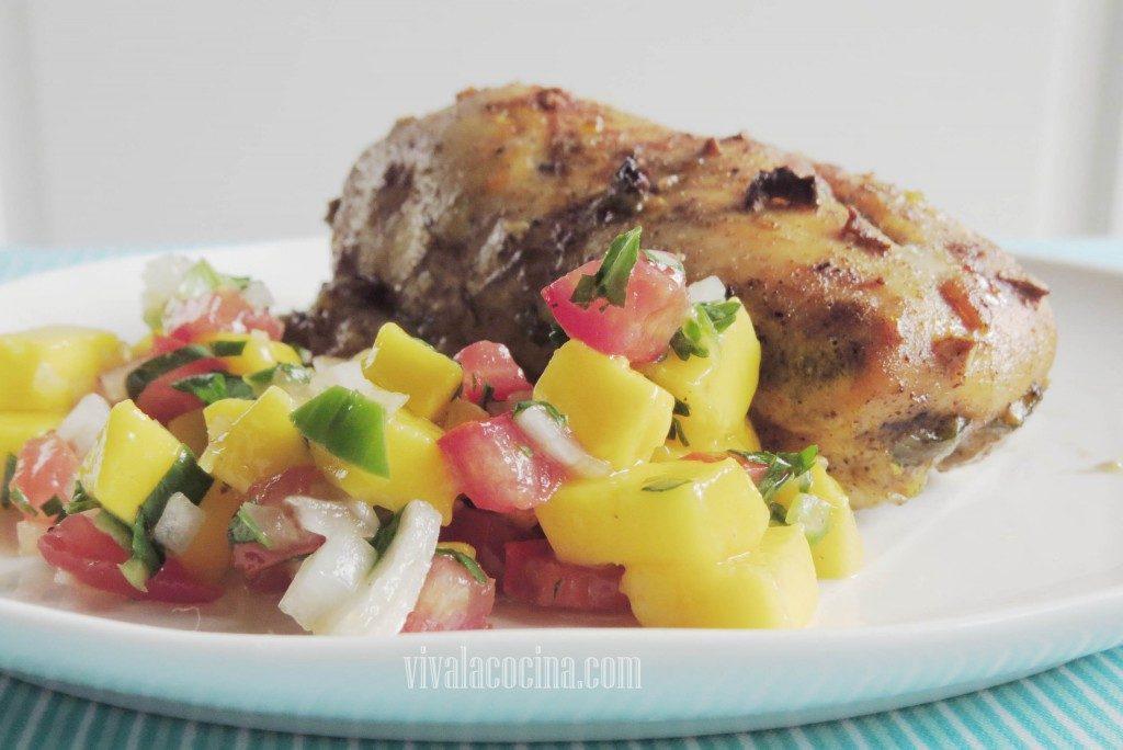 Recetas de pechuga de pollo picantes