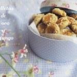 Galletas de Coco y Mermelada de Mango