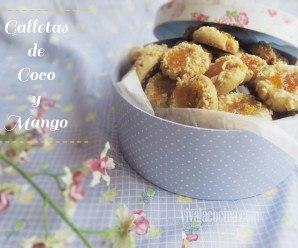 Galletas de Mango