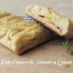 Pan Casero de Jamón y Queso: Fácil y Delicioso