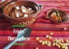 Frijoles con Chorizo y Queso