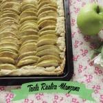 Tarta Rústica de Manzana y Canela