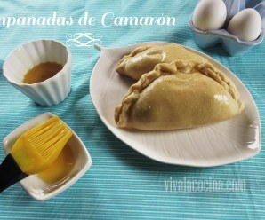 Empanadas de Gambas