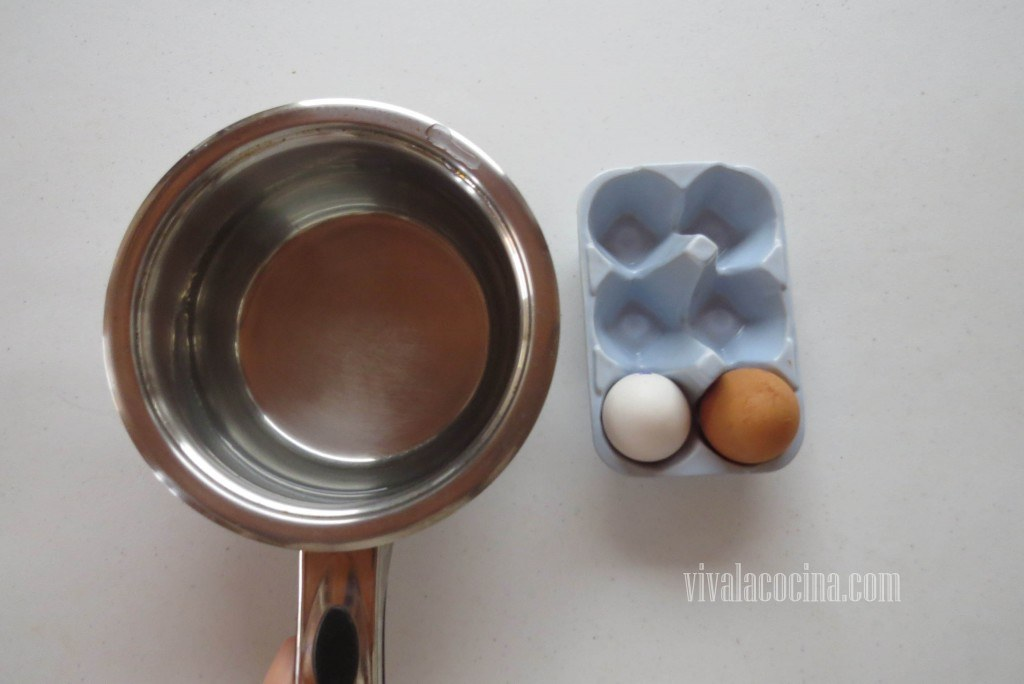 Cocer el Huevo