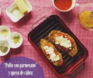 Pollo con Parmesano