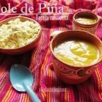 Atole de Piña: Bebida Mexicana