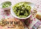 Pesto de Berzas o Kale con Pepitas o Semillas de Calabaza