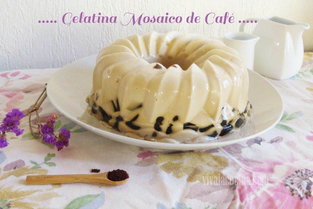 Gelatina de Cafe