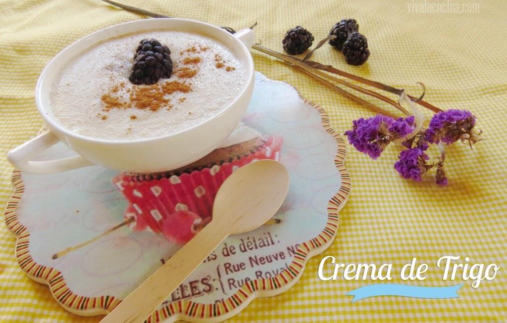 Crema germen Trigo