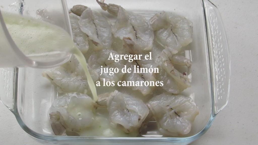 Agregar limon