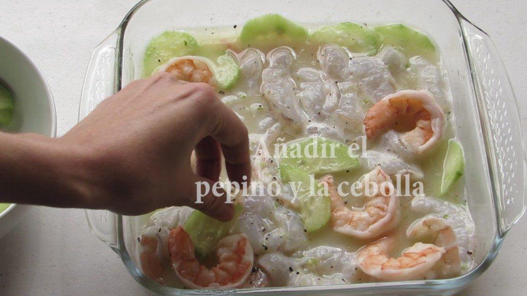 Agregar verduras