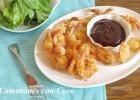 Camarones Empanizados con Coco Rallado y Salsa de Tamarindo