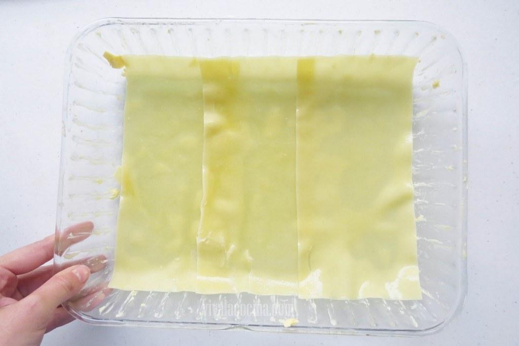 Colocar la Pasta