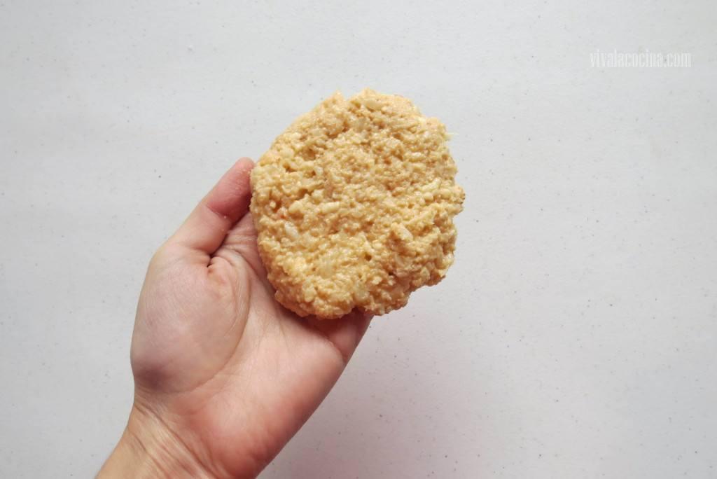 Darle Forma. Conseguir una pasta homogénea y compacta