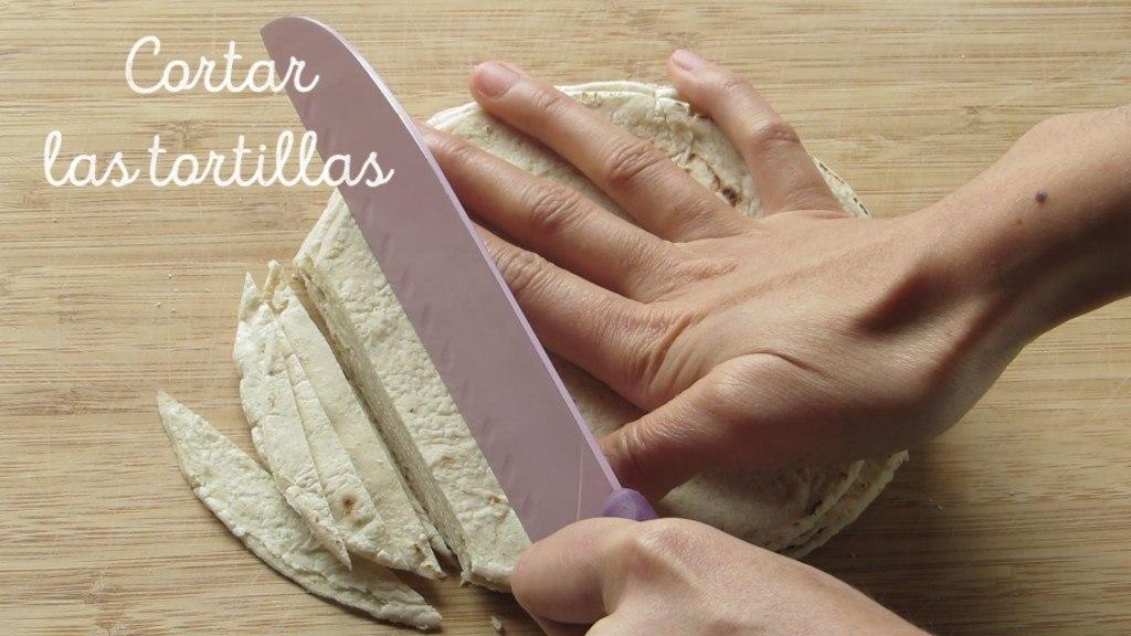 Cortar Tortillas