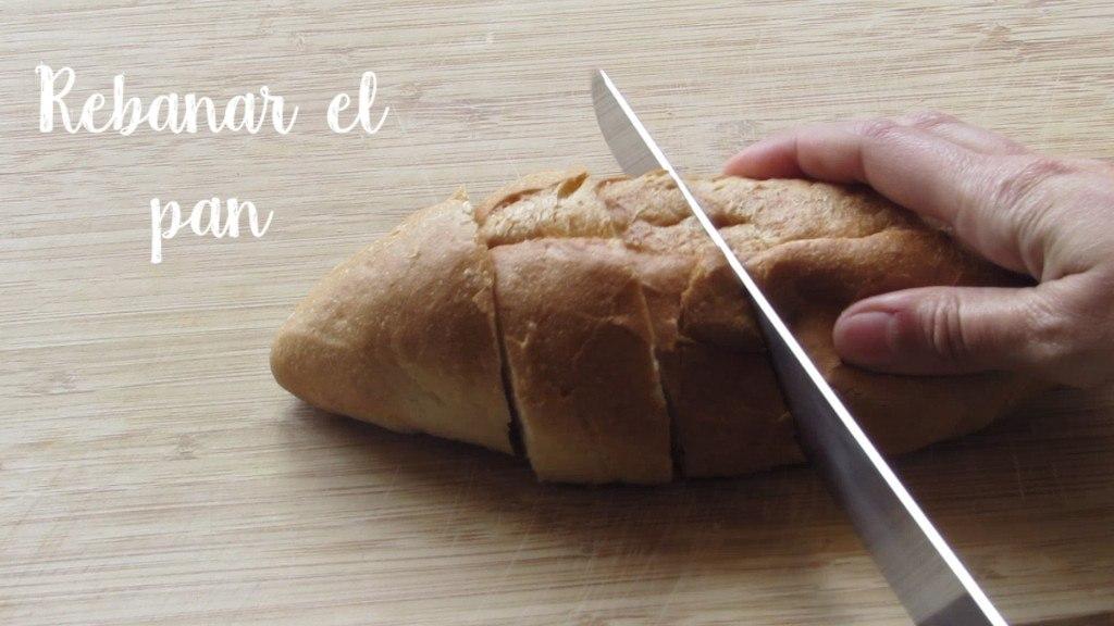 Rebanar el pan