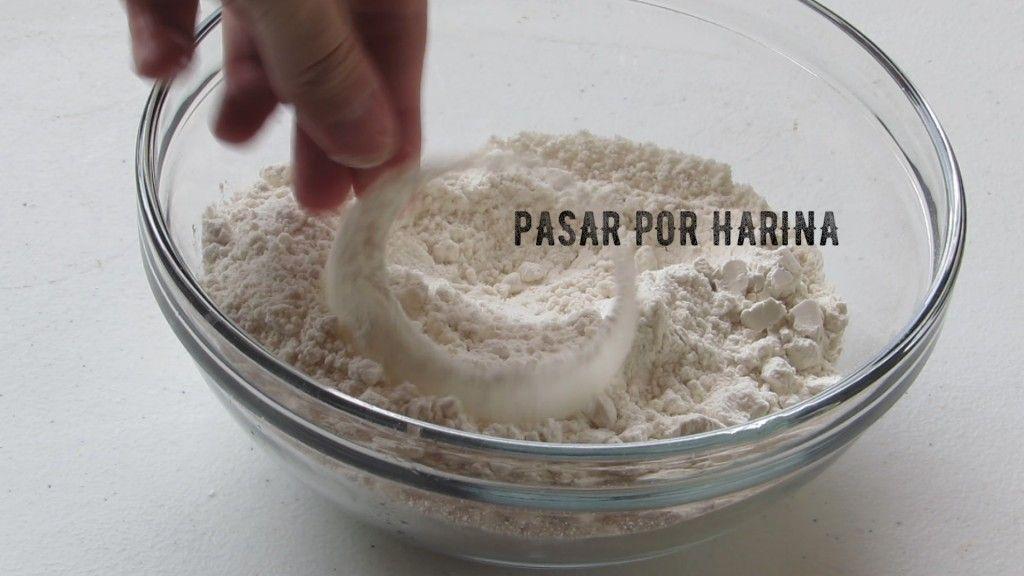 ásar por harina