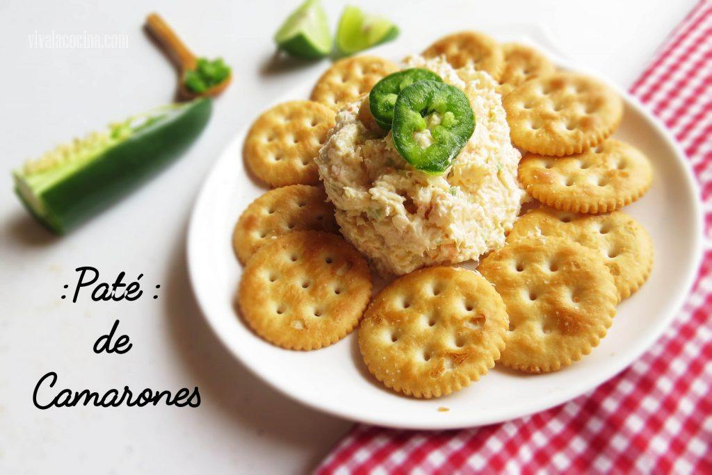 Paté de Camaron