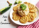 Paté de Camarones o Gambas