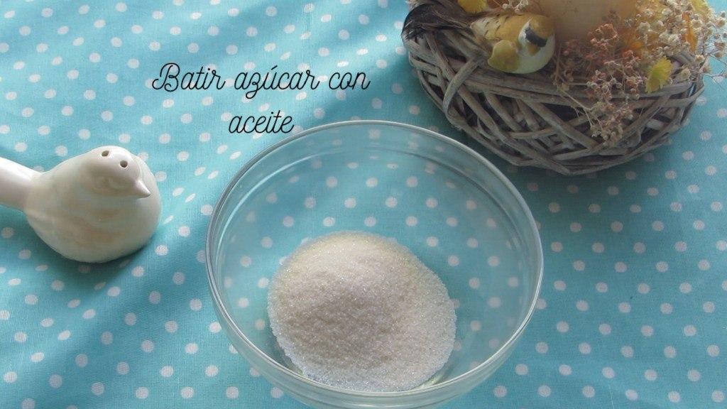 azucar y aceite
