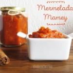 Mermelada de Mamey Casera
