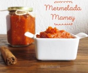 Mermelada de Mamey
