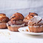 3 Recetas Especiales para los Amantes de los Muffins