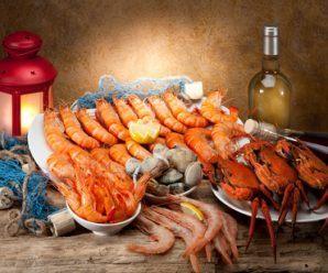 Selección de Recetas con Pescados y Mariscos