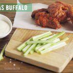 Como Preparar Alitas Buffalo