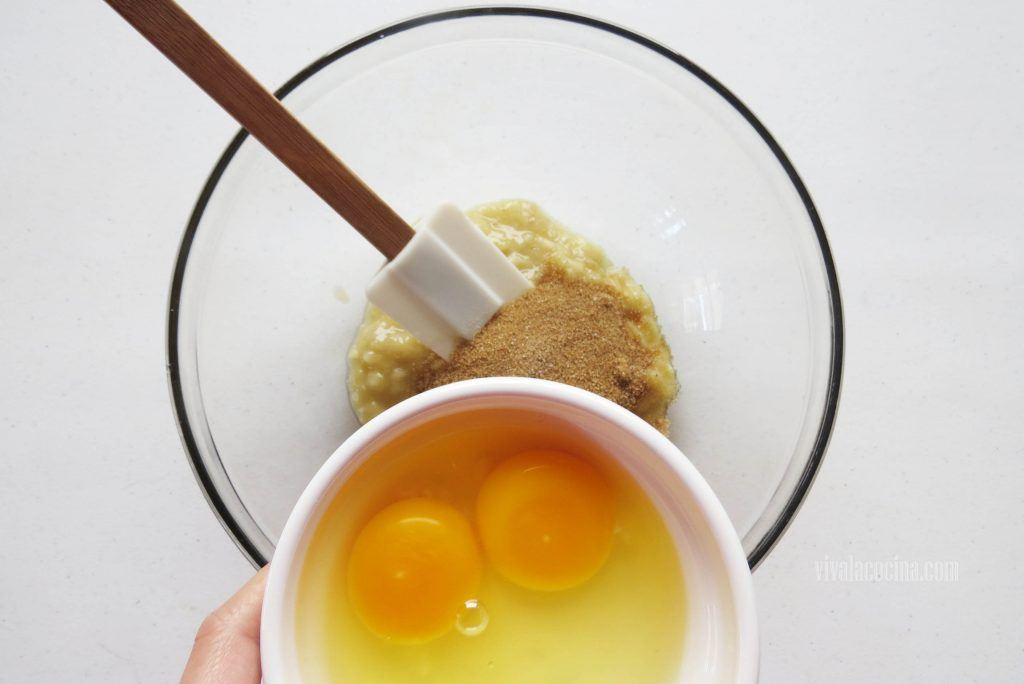 Agregar huevo
