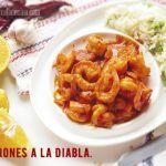 Camarones a la Diabla: Receta Mexicana