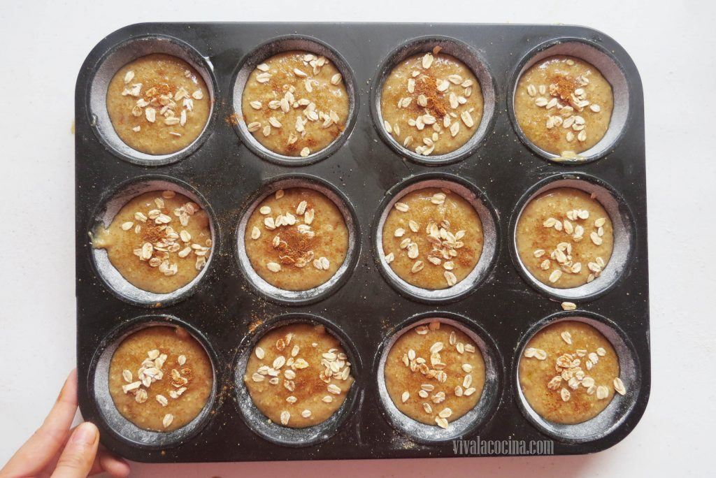 DEcorar muffin