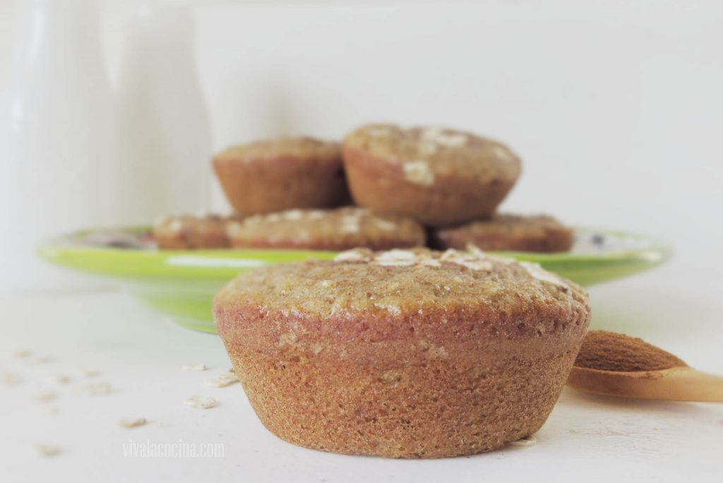 pastelito de avena