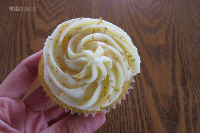 Decorar el Cupcake