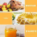 Compilación de Recetas con Mango. Los mejores platillos