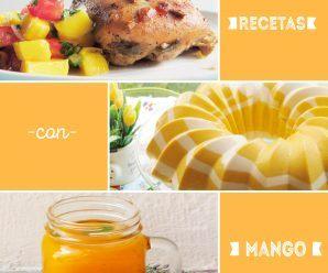 recetas de mango