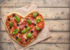 Recetas para San Valentín. Colección de recetas saladas muy sencillas